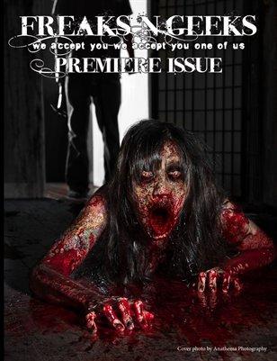 FreaksNGeeks Magazine