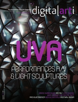 The international Digital Art quarterly magazine - Issue 7