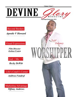 Devine Glory Magazine Fall 2013