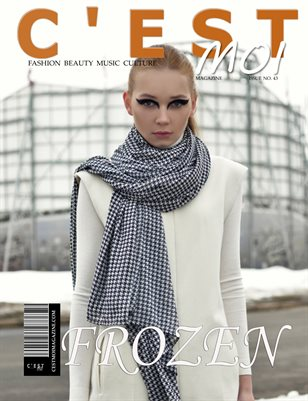 C'est Moi Magazine Issue Forty Three