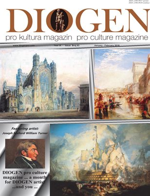 DIOGEN pro culture magazine No 83, January_February 2018