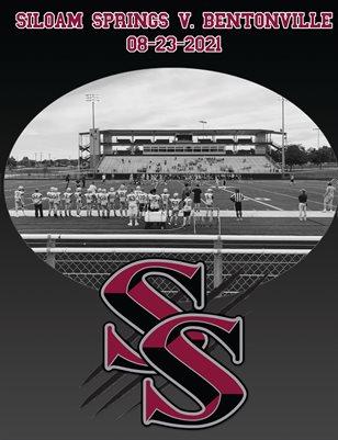 082321 Home Football Game - Siloam vs. Bentonville 9th Grade
