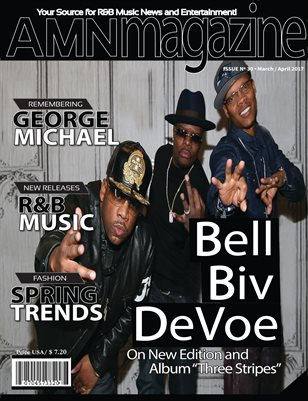 AMN MAGAZINE, Issue #30
