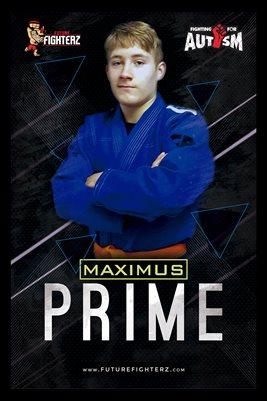 Maximus Prime Poster
