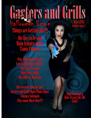 Garters and Grills Magazine October Issue 5