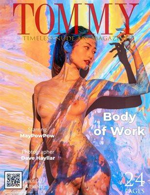 MayPowPow - Body of Work - Dave Hayllar