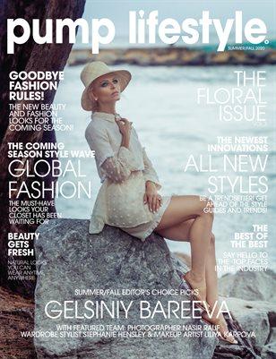 PUMP Magazine | Floral Edition | Vol.3