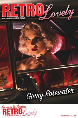 Ginny Rosewater Cover Poster