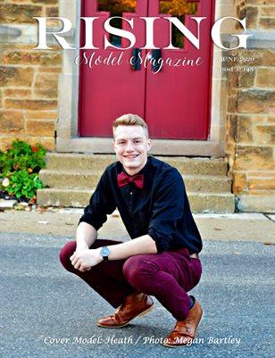 Rising Model Magazine Issue #145