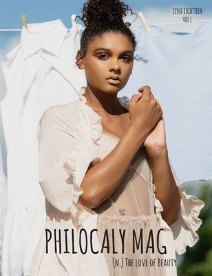 Philocaly Mag, Issue 18 Vol I