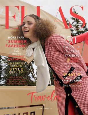 ELLAS Magazine   The August Fashion & Beauty Edition   Vol.7   2021