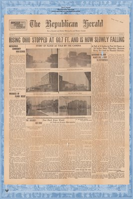(PAGES 1-2) The Republican Herald, Feb. 10, 1937, Metropolis, Illinois