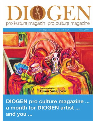 DIOGEN pro art magazin No 7. special February 2011