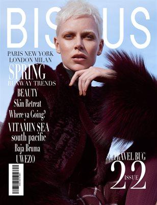 Bisous Magazine Spring 2018