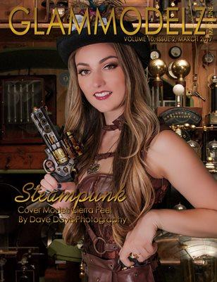 GlamModelz Magazine Volume 10, Issue 2, March 2017