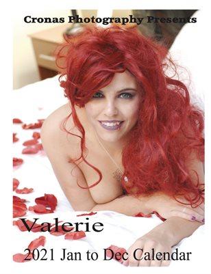 Valerie 2021 Calendar