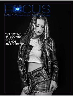 FOCUS Magazine B&W Dayton