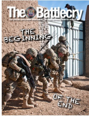 The 172nd BattleCry: March Edition