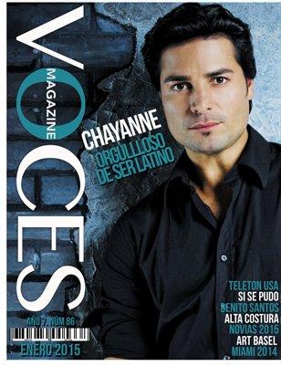 Chayanne/Edición Enero