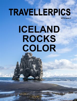 Iceland Rocks Color
