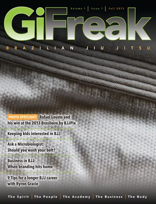 GiFreak Fall 2013 Issue