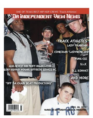DA INDEPENDENT VIEW NEWS ISSUE # 5