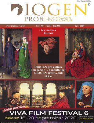 DIOGEN pro art magazine...No.109