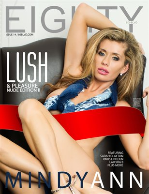 eighty6 blvd magazine- 14( lush & pleasure nude edition ll )