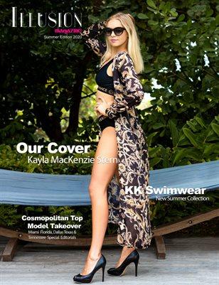 Illusion Magazine Summer Edition 2020