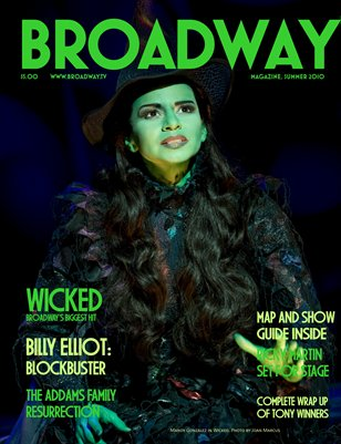 Wicked Summer Blockbuster Issue 2010