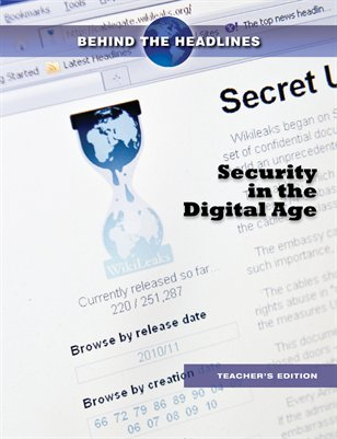 Security in the Digital Age.  Teacher's Edition