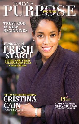 TODAY'S PURPOSE WOMAN Winter Issue