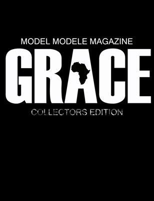 MODEL MODEL MAGAZINE GRACE
