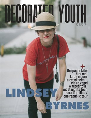 Decorated Youth Magazine Issue #3