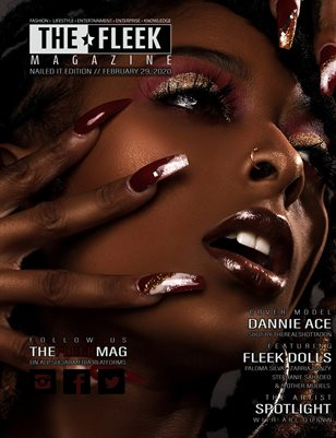 "The Fleek Magazine ""Nailed It Edition"""