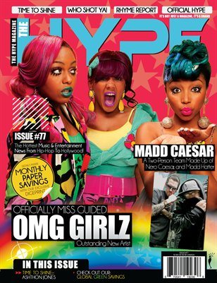 The Hype Magazine Issue #77