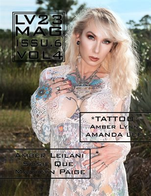 LV23 Issue 6 : tattoo issue vol 4