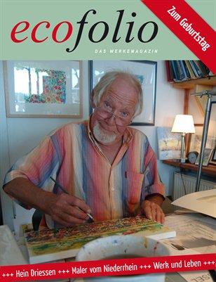 Ecofolio Hein Driessen