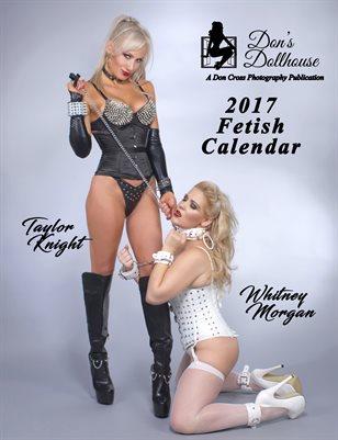 Don's Dollhouse 2018 Fetish Calendar