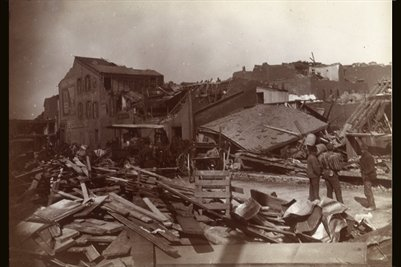 No.12 1890 Tornado hits Louisville, Kentucky