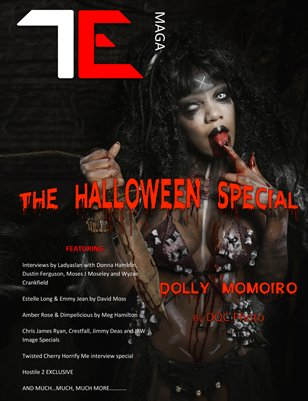 TE Halloween Special cover 2