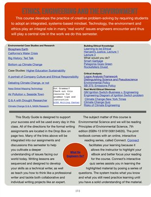 Study Guide Technical Writing