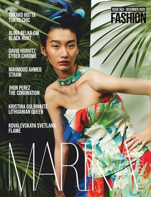 MARIKA MAGAZINE FASHION (ISSUE 503 - January)