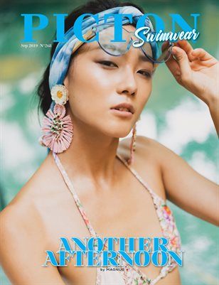Picton Magazine SEPTEMBER  2019 N268 Swimwear Cover 4
