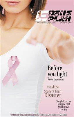 October 2014, EdensPlag Mag.