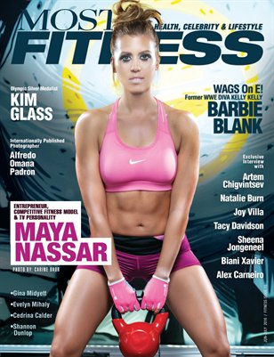 Most Magazine - Fitness ISSUE NO.15
