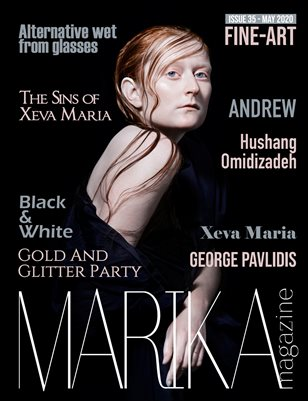 MARIKA MAGAZINE FINE-ART (May - issue 35)