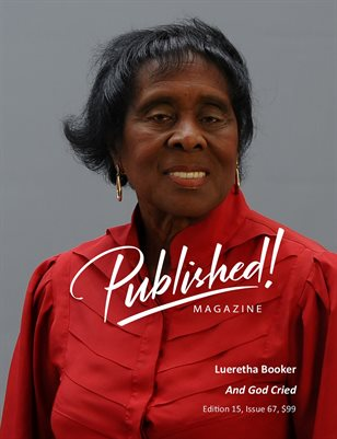 PUBLISHED! #15 Excerpt featuring Lueretha Booker!