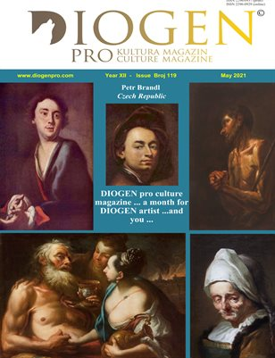 DIOGEN pro culture magazine No.119