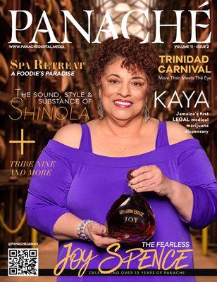PANACHE Issue 2 2018